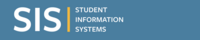 SIS logo